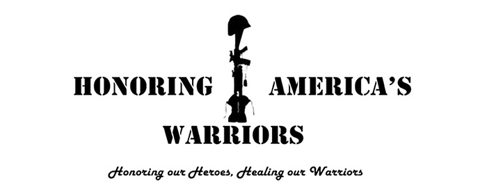 Honoring America's Warriors - Honoring our heroes, healing our warriors